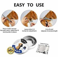 Flea and tick prevention for dogs - 8 Months Protection - Collar New from Nyc