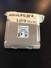 2017 Toyota highlander CAMERA FORWARD VIEW 8646C-0E020  8646C0E020 oem (box140)