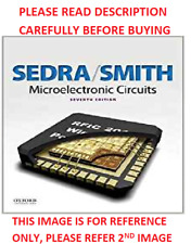 Microelectronic Circuits by Sedra Smith 6th International Softcover Ed Same Book