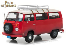 Greenlight 1:24 Hollywood Field of Dreams 1989 1973 Volkswagen Type 2 Red 84034