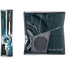 Microsoft Xbox 360 S - Halo 4 Limited Edition -320Gb - Blue Console Vgc