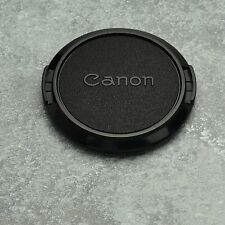 Retro Genuine Canon FD C 58mm Snap-On Front Lens Cap 55 f1.2  135 f2.5 (#1413)