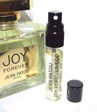 Jean Patou JOY Forever 5ml Eau de Parfum 0.17 oz Travel SAMPLE Glass Perfume