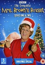 Mrs Browns Boys  Series 12 Complete  Christmas Special [DVD]