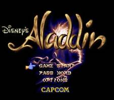 Disney's Aladdin - Fun SNES Super Nintendo Game