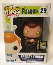 Freddy Funko Heimdall POP Vinyl #29 Rare SDCC Exclusive LE 300 Marvel Thor