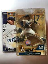 MLB MCFARLANE  6 KAZUHISA ISHII LOS ANGELES DODGERS