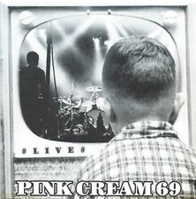 PINK CREAM 69 / LIVE * NEW CD 1997 * NEU