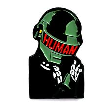 Daft Punk Human After All Helmet Design Collectible Pendant Lapel Hat Pin