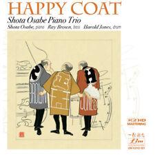 LIM   Shota Osabe Piano Trio - Happy Coat CD K2 HD oop