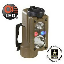 STREAMLIGHT Sidewinder Compact® Military Tactical Hand-held C4 LED Flashlight