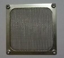 COMPUTER COOLING CASE FAN GRILL 92MM ALUMINUM MESH FILTER DUST COVER