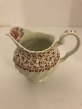 Rose Bouquet made in England Johnson Bros Creamer Pitcher 007 / 5 Inches Tall