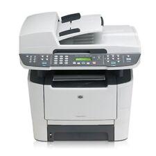 HP Laserjet M2727NF Laserdrucker Drucker Fax Kopierer Scanner mit Toner