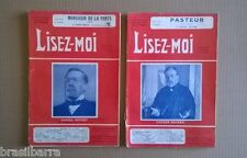 """2 NUMEROS DE LA REVUE """"LISEZ-MOI"""" Magazine Littéraire 1935"""