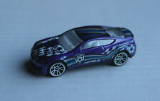 Hot Wheels Hyundai Genesis Coupe violettmetallic Fußball Soccer Auto Car Mattel