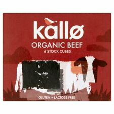 Organic Beef Stock Cube - 72gm - Pack of  15