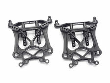 NEW 4.6 SAVAGE X SHOCK TOWERS BODY POST MOUNTS FLUX XL 85234