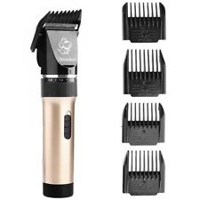 Sminiker Low Noise Rechargeable Cordless Cat and Dog Clippers