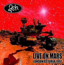 CD Ash - Live on Mars London Astoria 1997 Goldfinger Kung Fu More