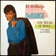 *** MAXI 45T / DEBARGE - YOU WEAR IT WELL  * GORDY RECORDS / ALLEMAGNE ***