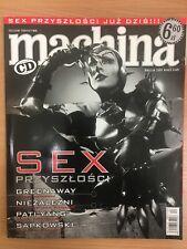 PATI YANG CHRIS CUNNINGHAM LOU REED - MACHINA POLISH MAGAZINE No. 4/2000