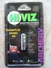 New HiViz Hi Viz Archery Bow Shooting Durabrite Hd Sight Pin Green .04 Ap2004-3G