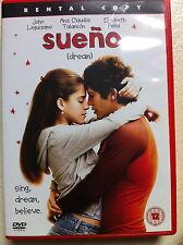 John Leguizamo Elizabeth Pena SUENO ~ 2005 Romantic Drama UK DVD