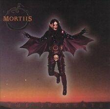 MORTIIS THE STARGATE CD 1999 EARACHE BLACK GOTH METAL ORIGINAL PRESSING