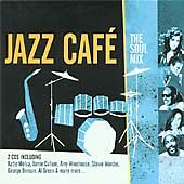 Various Artists - Jazz Cafe (Soul Mix, 2 CDS)  NEW AND SEALED