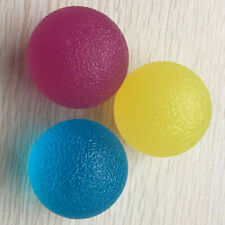 New listing 3pc Restore Strengthen Hand/Wrist/Finger Therapy Exerciser Grip Ball #ur