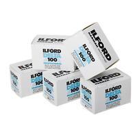 5 x Ilford DELTA 100 135-36 S/W KB-película Película miniatura negro/blanco