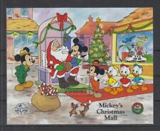L813. Dominica - MNH - Cartoons - Disney's - Mickey's Christmas Mall