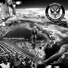 Caligoletto 031 Land of Opportunity CD DIGIPACK 2017 ltd.300