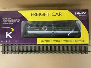 K-Line S Scale K511-020 Northern Pacific Tank Car