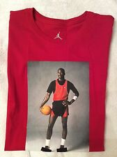 Nike air Jordan men's banned photo t shirt brand new with tags size xl