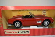 Tonka / Polistil 1:16 17004 Ferrari California, rot, Die Cast