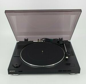 SONY PS-LX300USB STEREO TURNTABLE SYSTEM - USB Vinyl Record Player