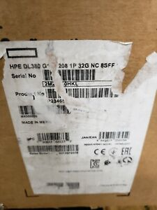 P23465-B21 HPE Proliant DL380 Gen10 Xeon-S 4208 8-Core 32GB 8SFF P408i-A 500W