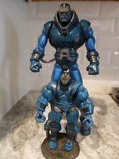 Marvel Legends Apocalypse BAF Toybiz With Extra Apocalypse Figure.