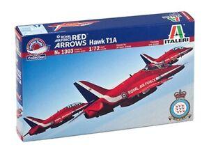 ITALERI 1303 2677 or 2747 BAe HAWK MK1 Royal Air Force RED ARROWS Kit 1:72 1:48