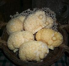 Nellie's Acres Primitive Large Sheep Palm WaxTarts