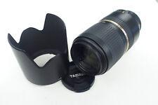 Tamron SP 70-300 mm DI USD  Objektiv für SONY A-Mount Kameras gebraucht