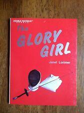 Janet Lorimer THE GLORY GIRL Fearon Double Fastback Sports L@@K WOW!!!