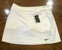 Women's Nike Golf Skort White 726172-100