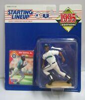 1995  KEN GRIFFEY JR. - Starting Lineup (SLU) Baseball Figure & Card - MARINERS