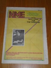 NME 1979 DECEMBER 7 NICK LOWE NEIL YOUNG RANDY NEWMAN CLASH SQUEEZE BLONDIE (B)
