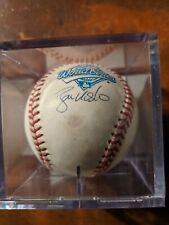 Ryan Klesko Atlanta Braves Signed Autograph 1995 World Series Ball w COA
