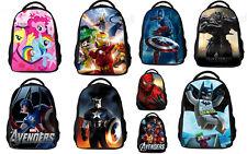 Backpacks - KIDS Designs - Avengers / Little Pony / Batman NEW - On Sale!