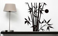 Wall Vinyl Sticker Decor Giant Evergreen Bamboo are Viable (n177)
